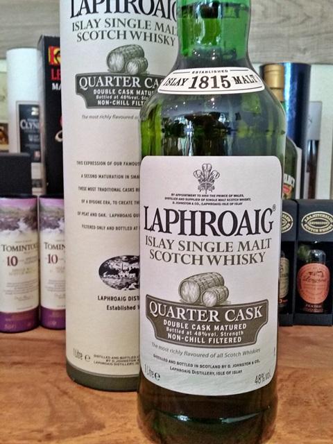 Laphroaig-Quarter-Cask-100cl-altes-Etikett