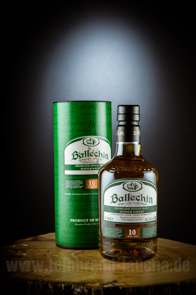 Ballechin 10 Jahre Single Malt