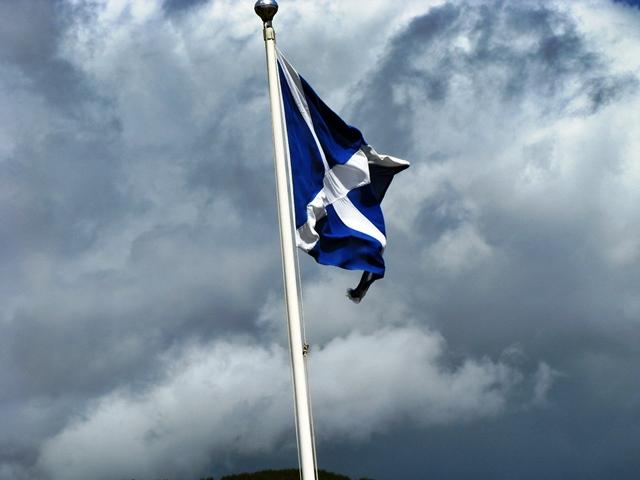 Flagge-Schottland-feinBrand-Taucha