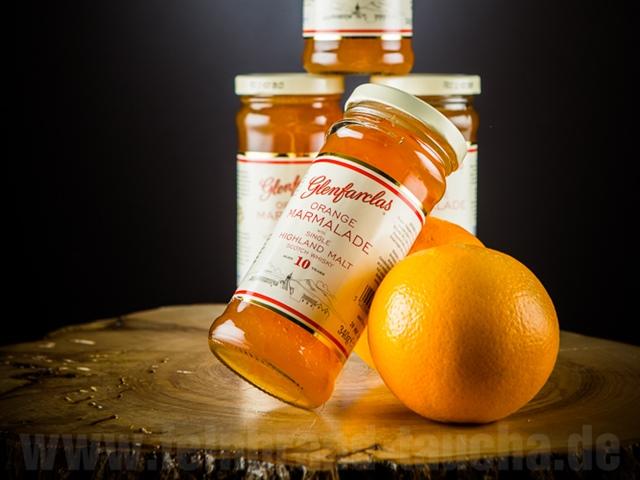 Glenfarclas-10-Orangen-Marmelade