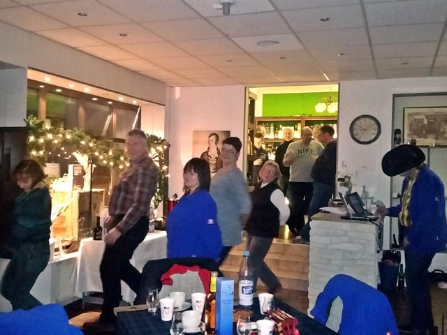 Whiskyverkostung-Taucha-Linedance
