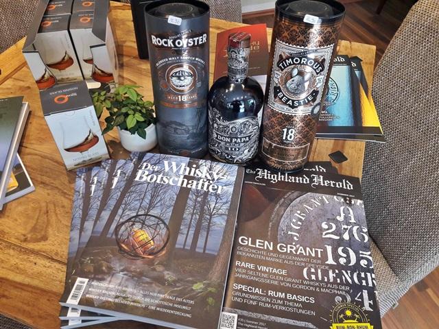 Whisky-Botschafter-Highland-Herold