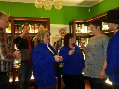 Offener Whisky Abend im Januar 2016