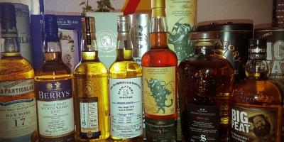 Whiskytasting aus der Sicht des Gastes…