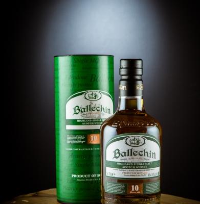 Ballechin 10 Jahre Single Malt