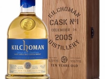 Kilchoman – 10 Jahre