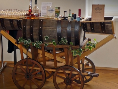 Mobile Whisky-Bar
