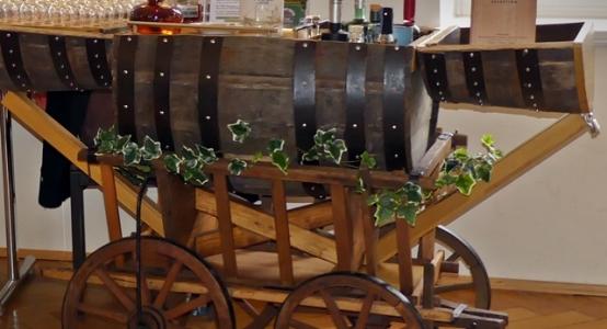 Mobile Whisky-Bar
