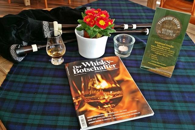 Whisky-Botschafter-Dudelsack-feinBrand-Taucha